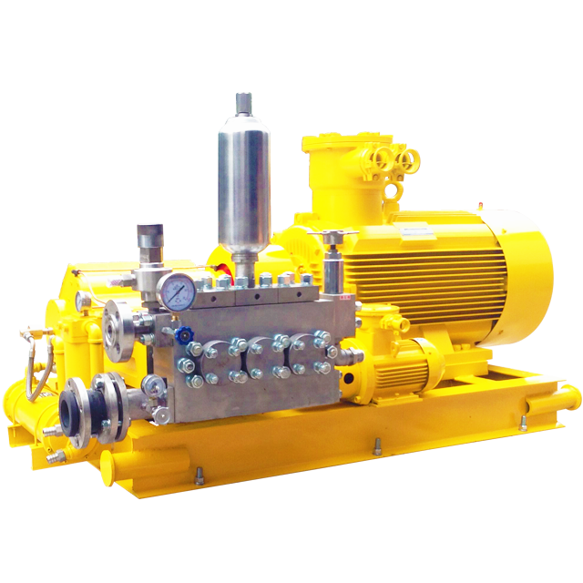 SHP Series High-pressure Pumps